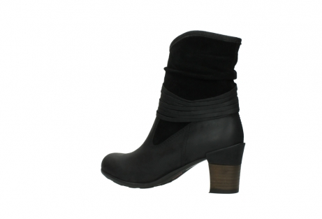 wolky mid calf boots 07741 mendez 40000 black suede_3