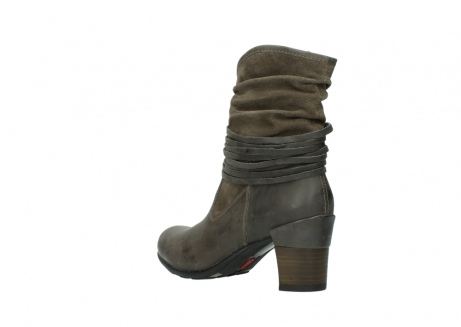 wolky mid calf boots 07741 mendez 40150 taupe suede_4