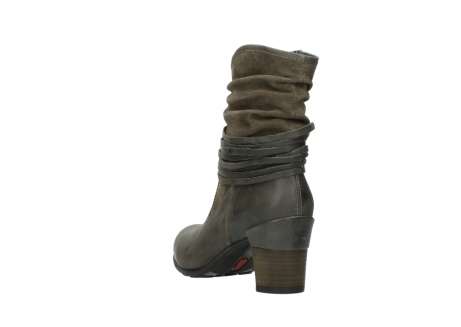 wolky mid calf boots 07741 mendez 40150 taupe suede_5