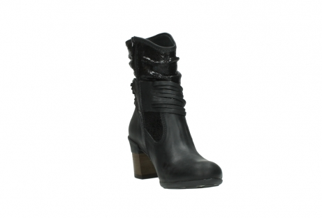 wolky mid calf boots 07741 mendez 90000 black craquele leather_17