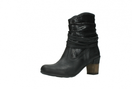 wolky mid calf boots 07741 mendez 90000 black craquele leather_23
