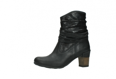 wolky mid calf boots 07741 mendez 90000 black craquele leather_24