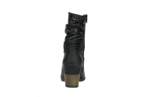 wolky mid calf boots 07741 mendez 90000 black craquele leather_7