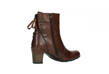 wolky mid calf boots 07745 vela 20430 cognac leather_11