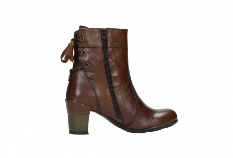wolky mid calf boots 07745 vela 20430 cognac leather_12