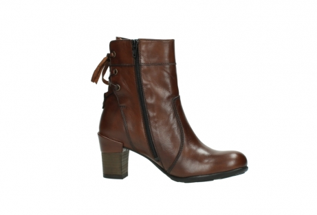 wolky mid calf boots 07745 vela 20430 cognac leather_14