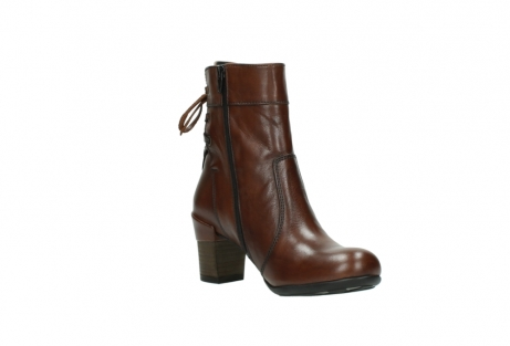 wolky mid calf boots 07745 vela 20430 cognac leather_16