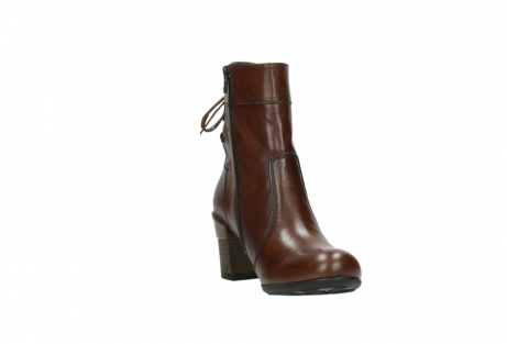 wolky mid calf boots 07745 vela 20430 cognac leather_17