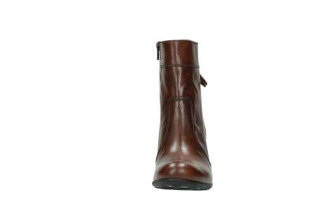 wolky mid calf boots 07745 vela 20430 cognac leather_19