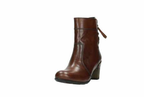 wolky mid calf boots 07745 vela 20430 cognac leather_21
