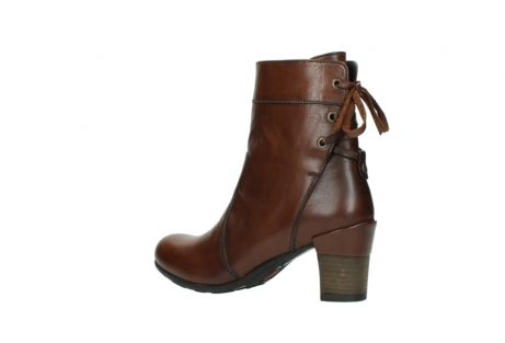 wolky mid calf boots 07745 vela 20430 cognac leather_3