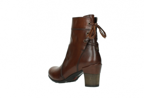 wolky mid calf boots 07745 vela 20430 cognac leather_4