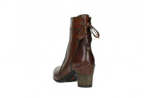 wolky mid calf boots 07745 vela 20430 cognac leather_5