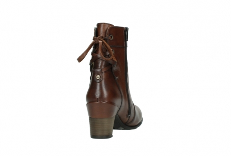 wolky mid calf boots 07745 vela 20430 cognac leather_8