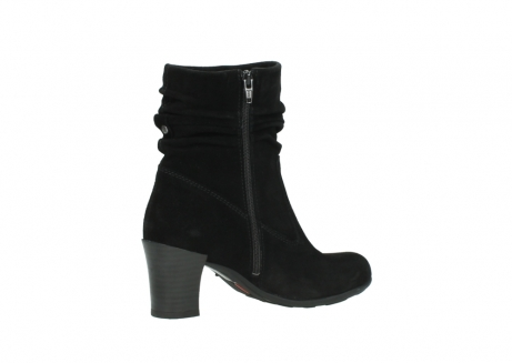 wolky mid calf boots 07747 daria 40000 black oiled suede_11
