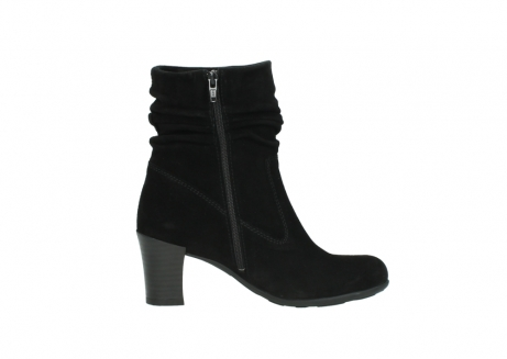 wolky mid calf boots 07747 daria 40000 black oiled suede_13