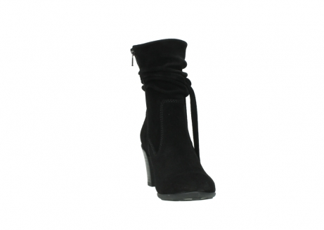 wolky mid calf boots 07747 daria 40000 black oiled suede_18