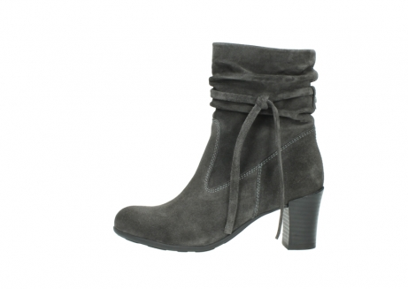 wolky bottes mi hautes 07747 daria 40210 suede anthracite_1