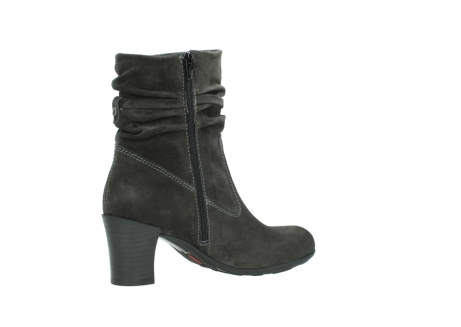 wolky mid calf boots 07747 daria 40210 anthracite oiled suede_11