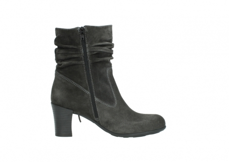 wolky mid calf boots 07747 daria 40210 anthracite oiled suede_13