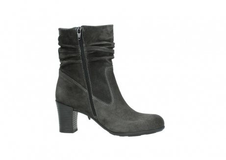 wolky mid calf boots 07747 daria 40210 anthracite oiled suede_14