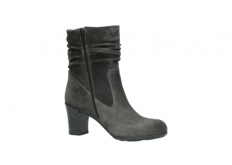 wolky bottes mi hautes 07747 daria 40210 suede anthracite_15