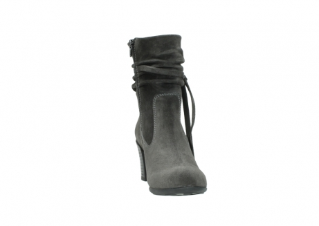 wolky mid calf boots 07747 daria 40210 anthracite oiled suede_18