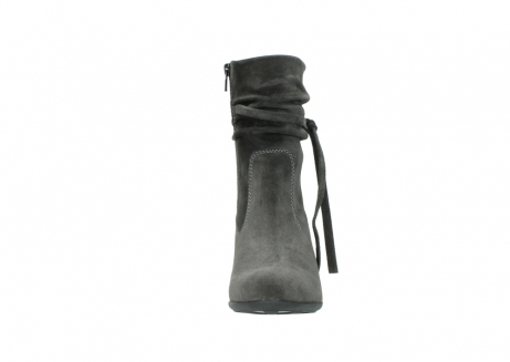 wolky mid calf boots 07747 daria 40210 anthracite oiled suede_19
