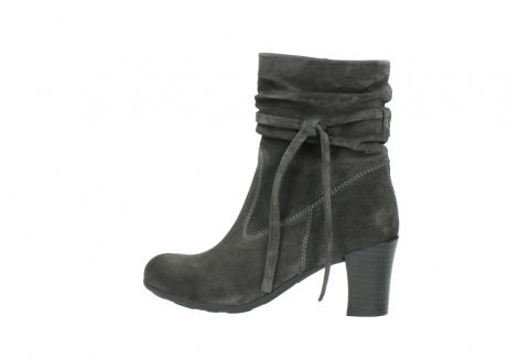 wolky bottes mi hautes 07747 daria 40210 suede anthracite_2