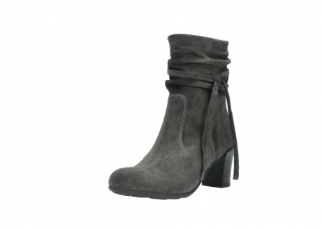 wolky bottes mi hautes 07747 daria 40210 suede anthracite_22