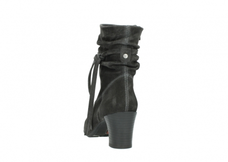 wolky mid calf boots 07747 daria 40210 anthracite oiled suede_6