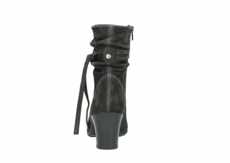 wolky mid calf boots 07747 daria 40210 anthracite oiled suede_7