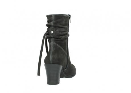wolky bottes mi hautes 07747 daria 40210 suede anthracite_8