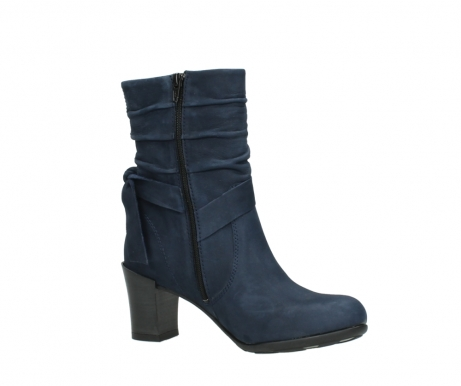 wolky mid calf boots 07750 cara 13800 blue nubuckleather_15