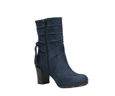 wolky mid calf boots 07750 cara 13800 blue nubuckleather_16