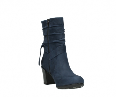 wolky mid calf boots 07750 cara 13800 blue nubuckleather_17