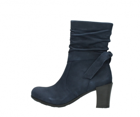 wolky mid calf boots 07750 cara 13800 blue nubuckleather_2