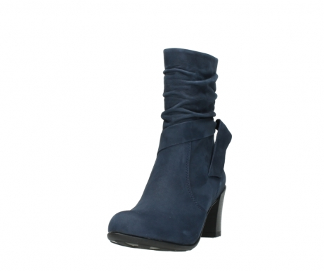 wolky mid calf boots 07750 cara 13800 blue nubuckleather_21