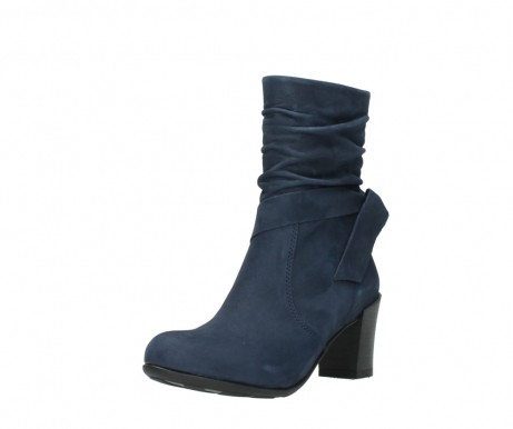 wolky mid calf boots 07750 cara 13800 blue nubuckleather_22