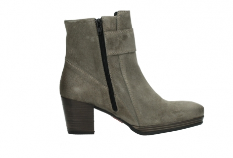 wolky halbhohe stiefel 08026 hopewell 40150 taupe geoltes veloursleder_13