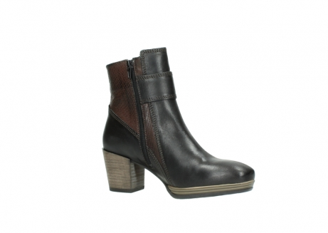 wolky mid calf boots 08026 hopewell 50300 brown oiled leather_15