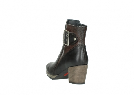 wolky mid calf boots 08026 hopewell 50300 brown oiled leather_5