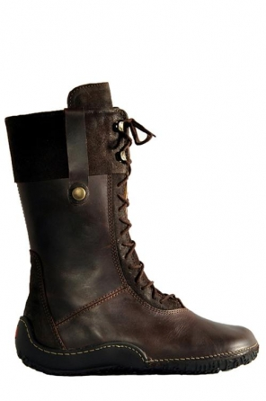 wolky mid calf boots 08356 stone 50300 brown leather
