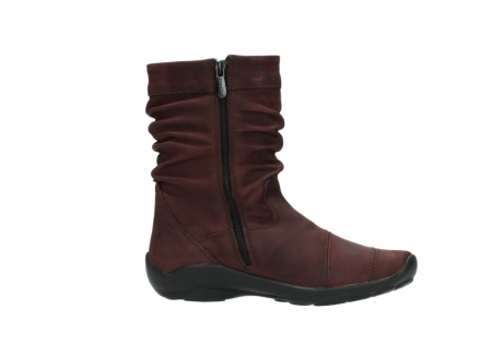 wolky halbhohe stiefel 1658 jacky 551 bordeaux geoltes leder_14