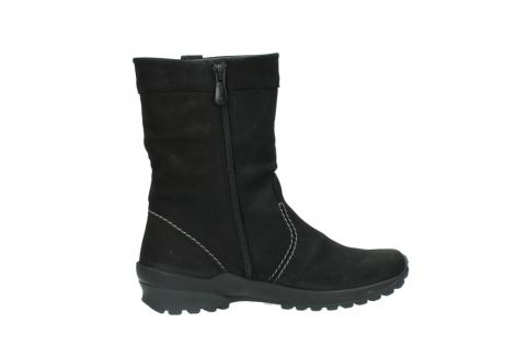 wolky halfhoge laarzen 1732 bryce 500 zwart geolied leer_12