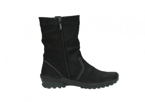 wolky halfhoge laarzen 1732 bryce 500 zwart geolied leer_13
