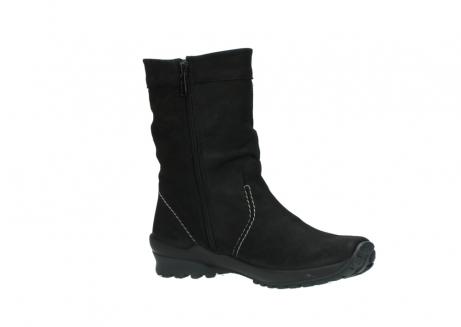 wolky halfhoge laarzen 1732 bryce 500 zwart geolied leer_15