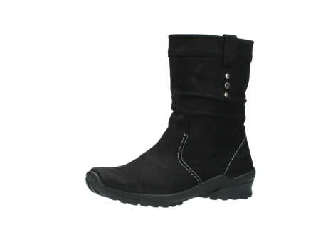 wolky halfhoge laarzen 1732 bryce 500 zwart geolied leer_23
