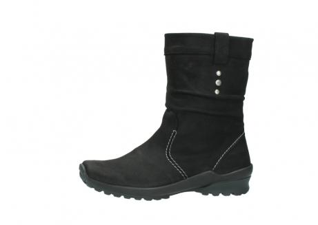 wolky halfhoge laarzen 1732 bryce 500 zwart geolied leer_24