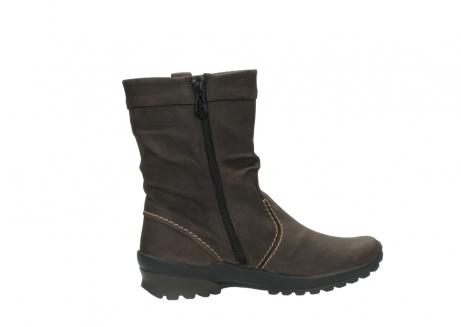 wolky halfhoge laarzen 1732 bryce 530 bruin geolied leer_12